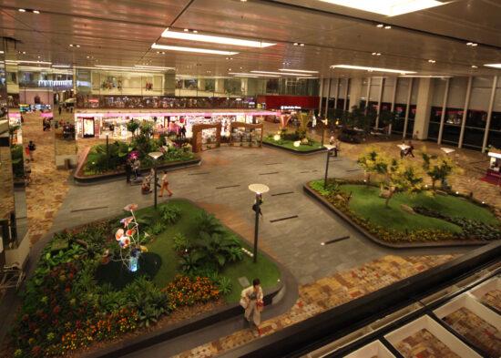 Singapore vliegveld