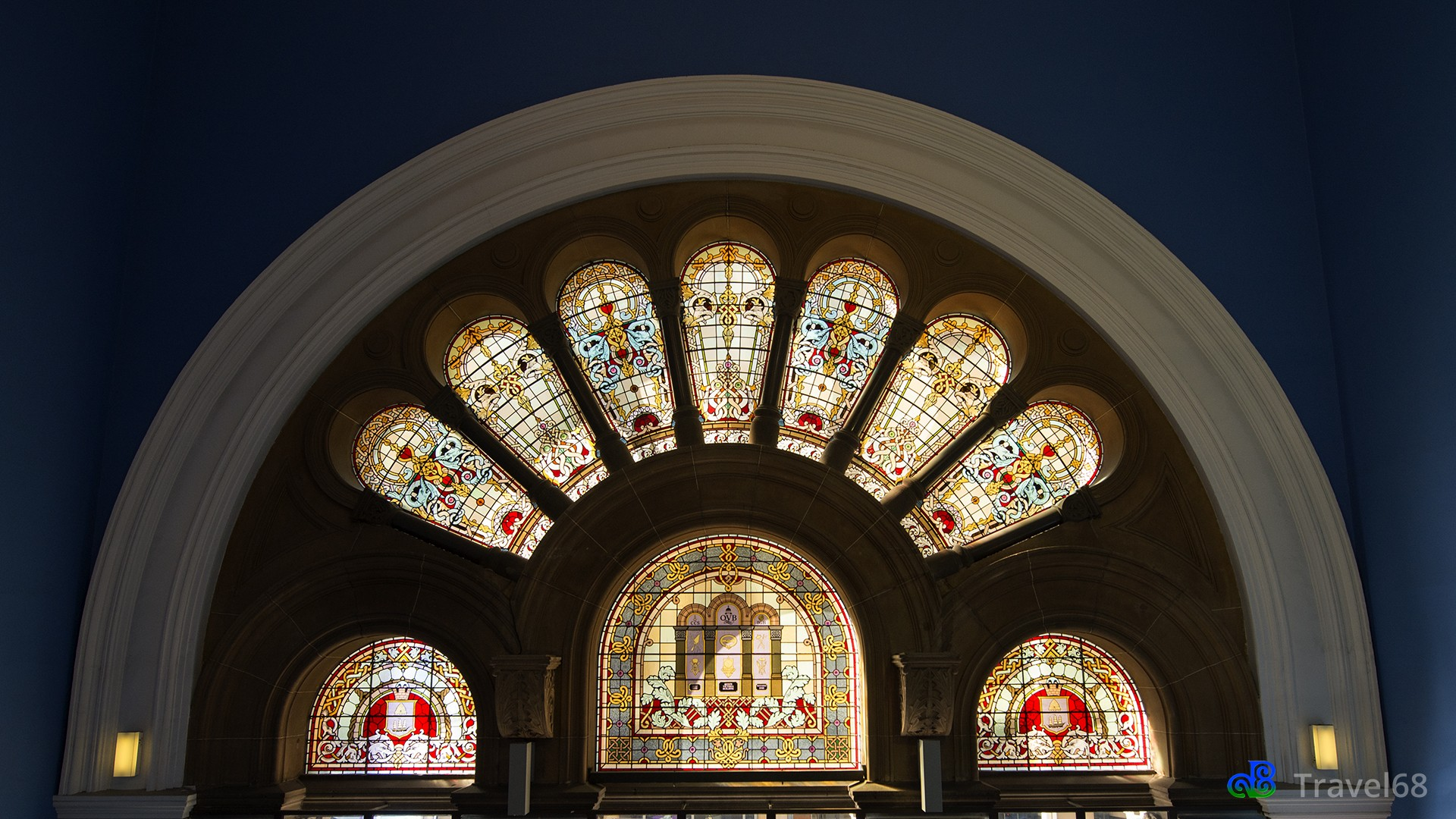 Raamparty in Queen Victoria Building