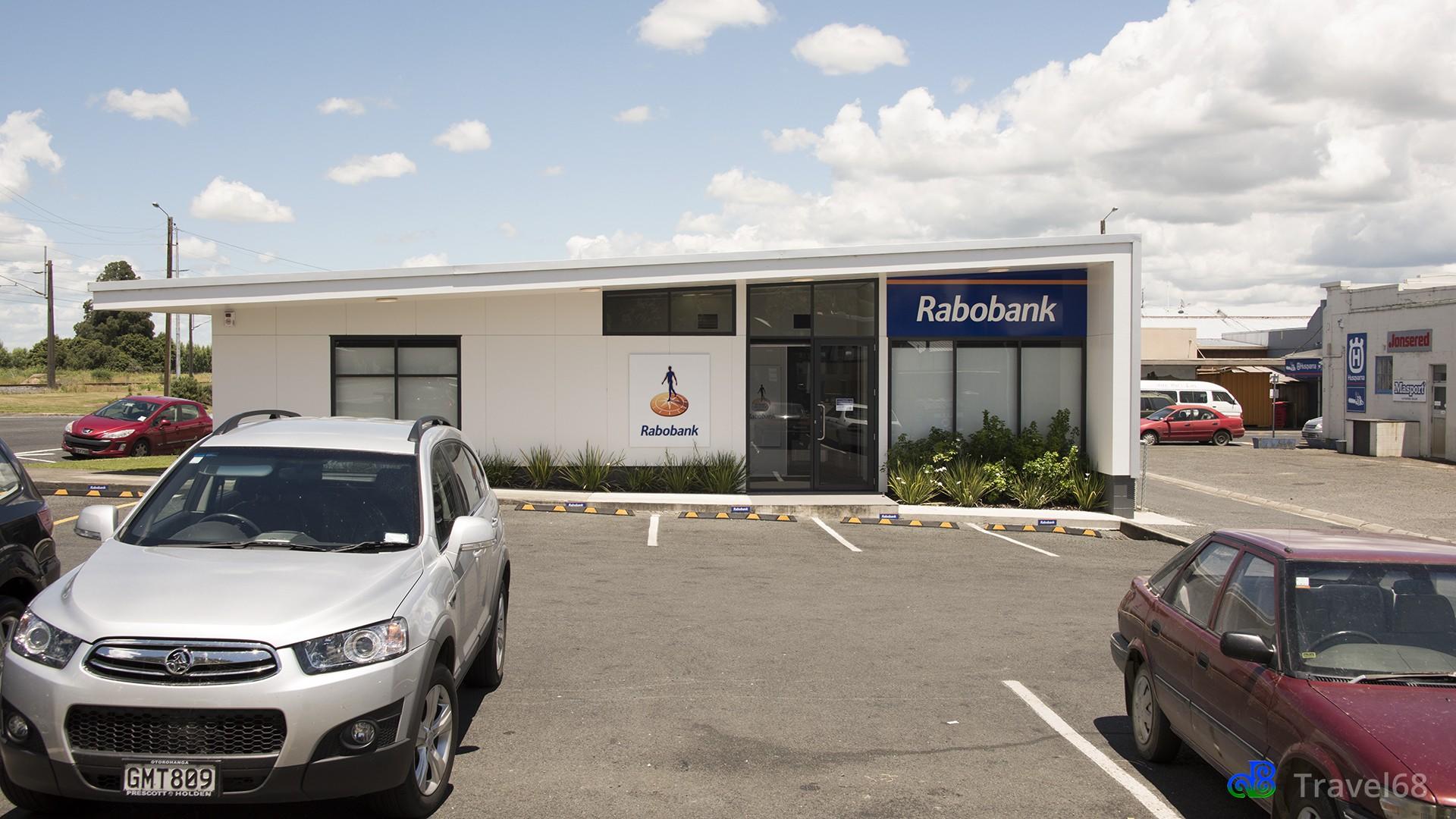 Gratis parkeerplaats in Otoranhanga