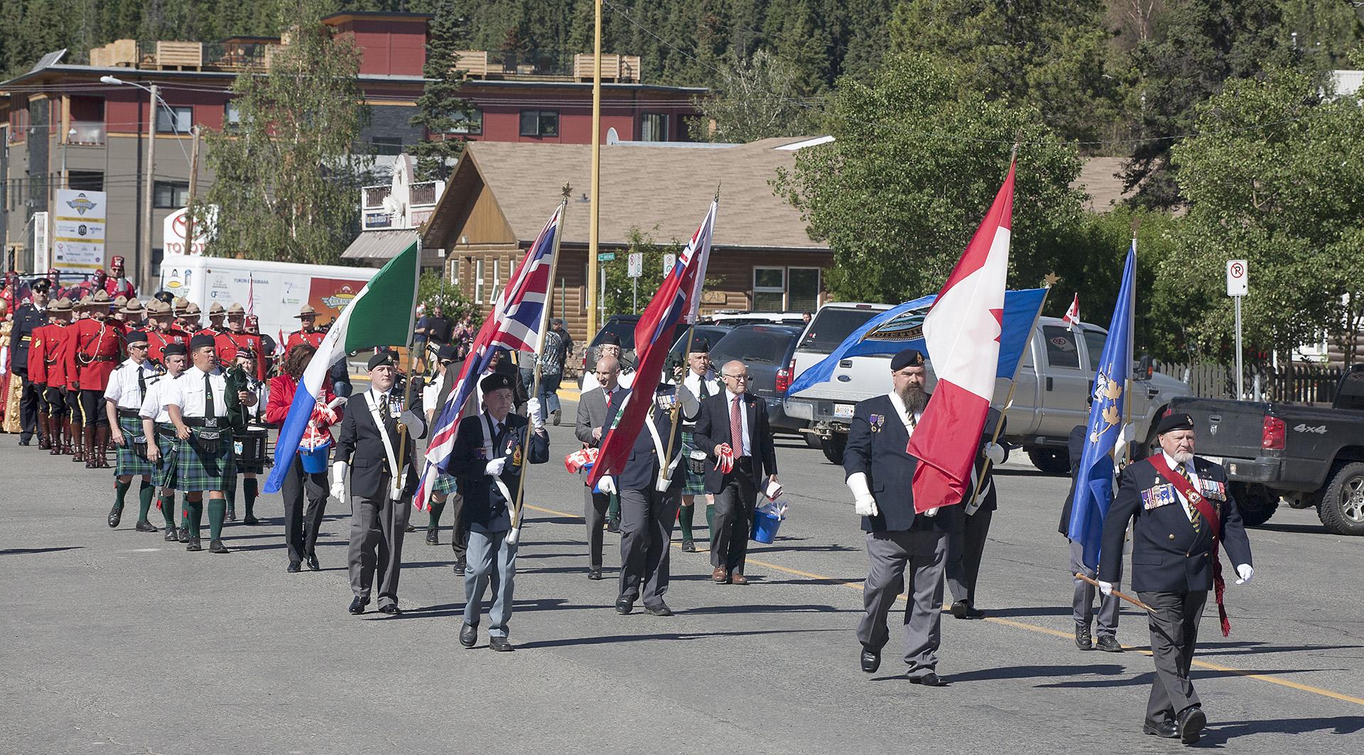 Yukon en Alaska 2014