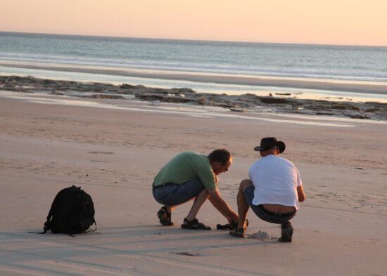 Fotograferen is een serieuze zaak voor Rolf en Alwin