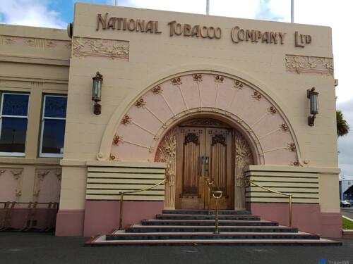 Art Deco gebouw: National Tobacco Company