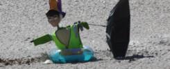 Port Hedland: Leuk mannetje in het zout